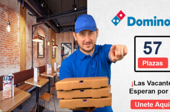 Trabaja en domino's pizza