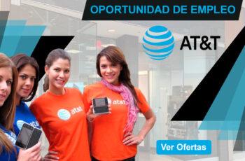 AT&T trabajos