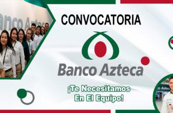 BANCO AZTECA Trabajos