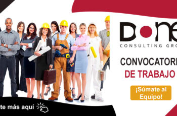 Intégrate a DONE CONSULTING
